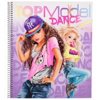 Top Model Dance malebog