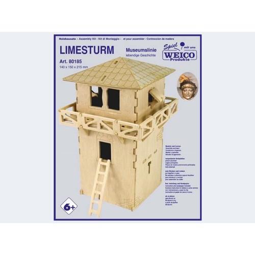 Image of   Byggesæt i træ, Limesturm 150cm