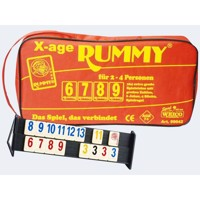 Rummy X-age 104 large stones in pocket