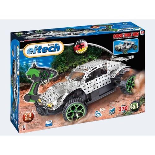 Image of   Eitech RC fjernstyret Desert bil