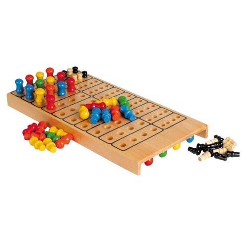 Image of Master Logic, spil i træ (4013594090186)