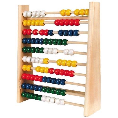GoKi Wooden Counting Frame