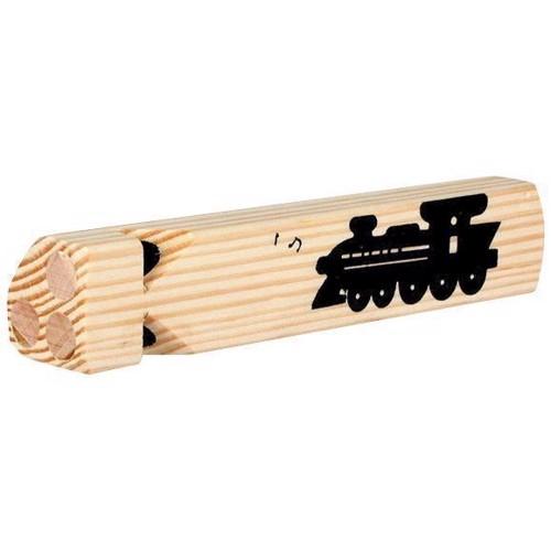 Image of Tog fløjte i træ