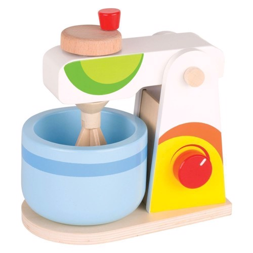 Image of Wooden Mixer (4013594515849)