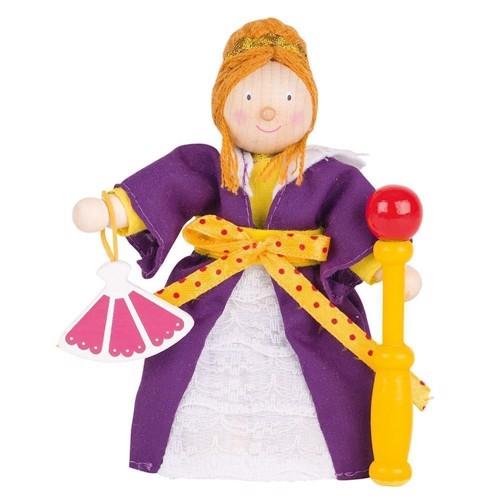 Image of   Dukkehus dukke, dronning