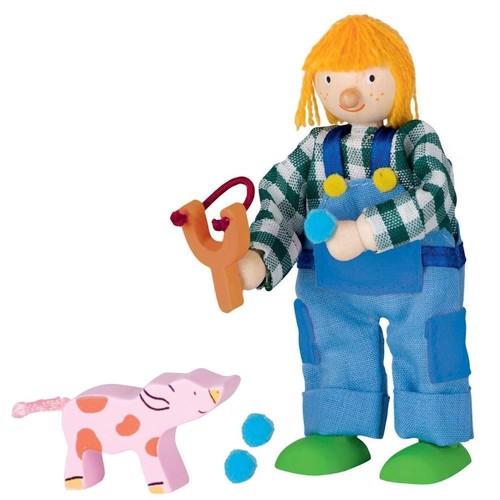 Dukkehus, dukke, Farmers Son