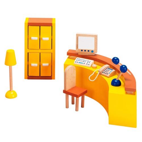 Image of   Hospital Reception møbler til dukkehus