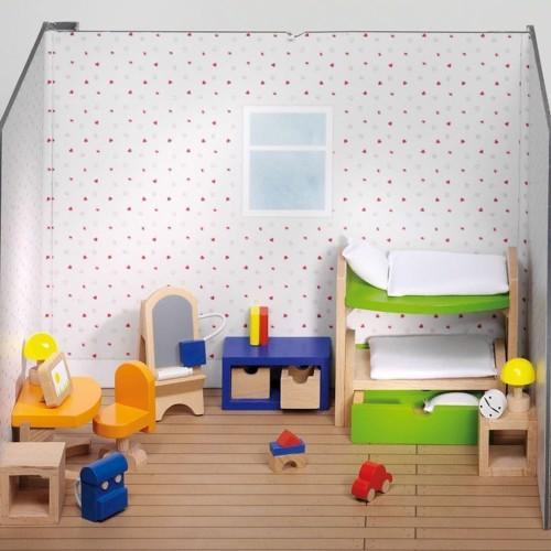Image of   Børnevørelse til dukkehus