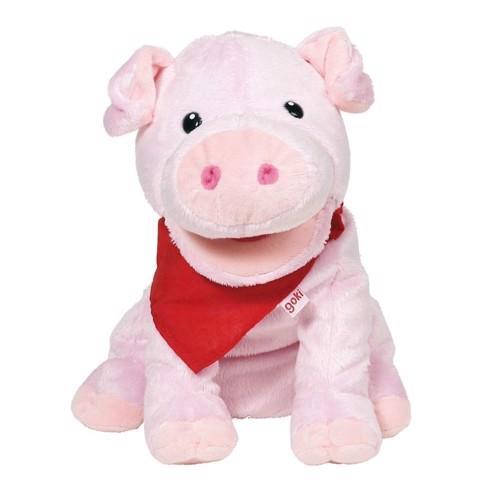 Image of   Dukketeater, Hånddukke, gris