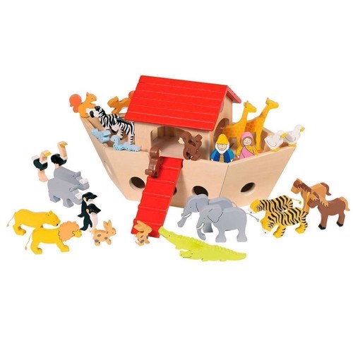 Image of Noahs Ark, 32 dele