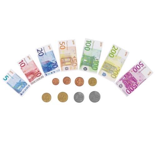 Legepenge Euro 116 dele