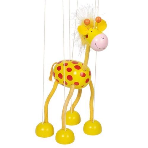Image of Mario Neat Wooden Giraffe (4013594518673)