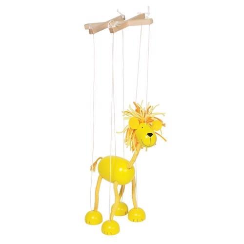Image of   Dukketeater, Dukkespil, løve