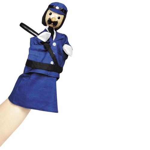 Image of   Dukketeater, Hånddukke, agent