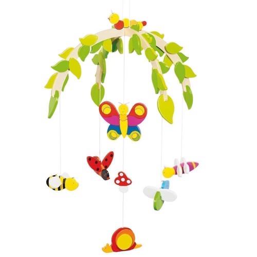 Image of Uro i træ med insekter (4013594529662)