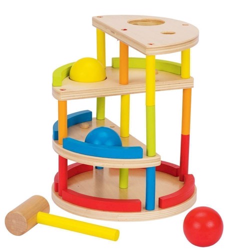 Image of   Mallet Game-Tower