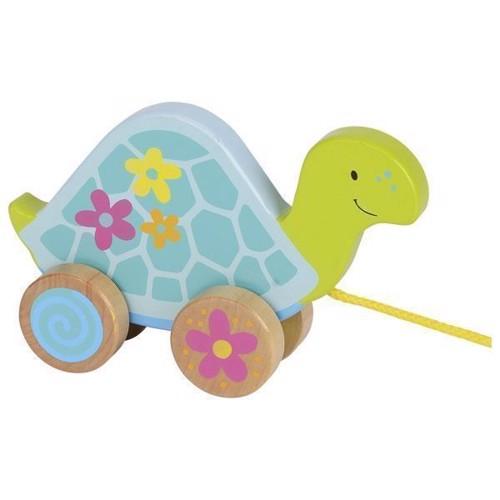 Image of Susibelle trækkedyr, skildpadde (4013594549141)