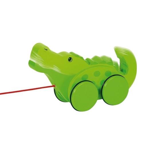 Image of Trækkedyr, krokodille (4013594549523)