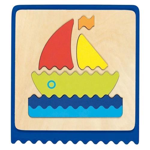 Image of   Føle puslespil