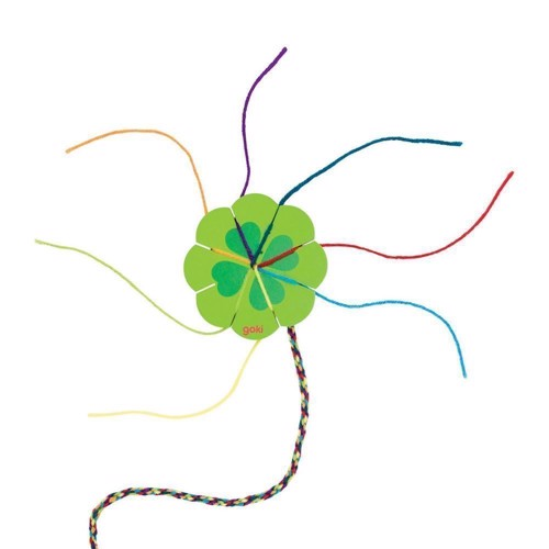 Image of   Broder blomst