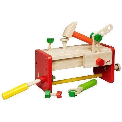 Image of   2 i 1 Arbejdsbænk og værktøjskasse