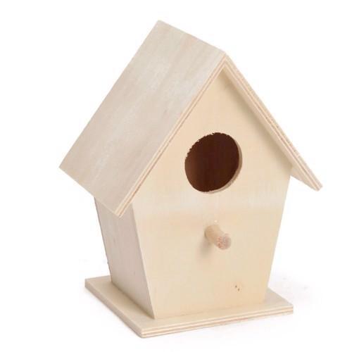 Image of   Farvelæg dit eget fuglehus