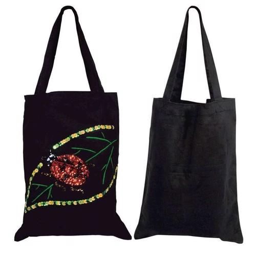 Image of   Farvelæg din egen shoppe taske