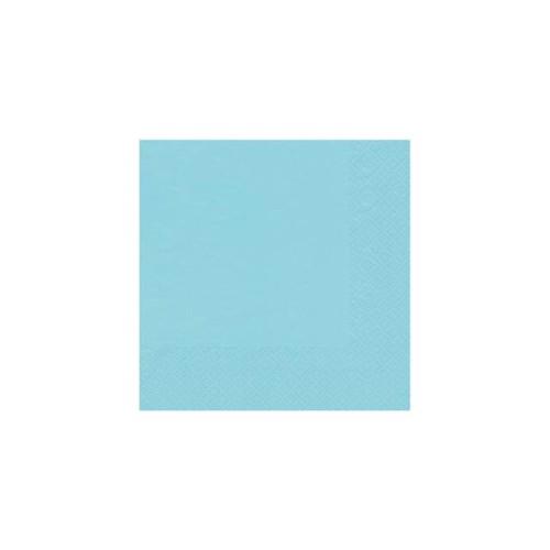 Image of   20 napkins 33x33 mint