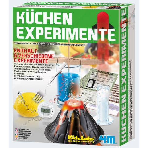 Image of Kitchen experiments