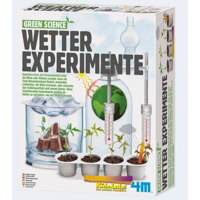 Green Science weather experiments
