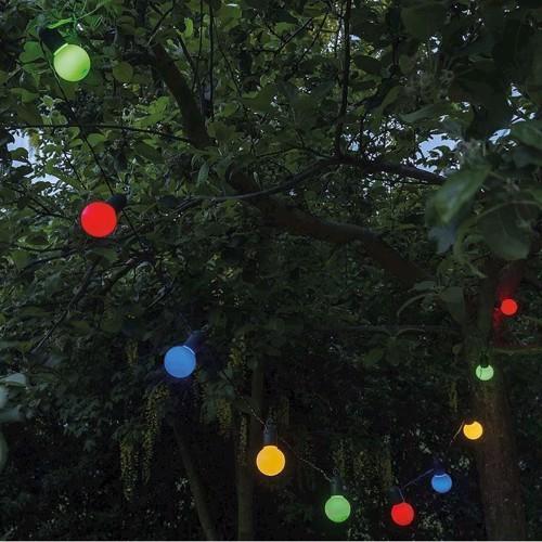 Fest lys med led