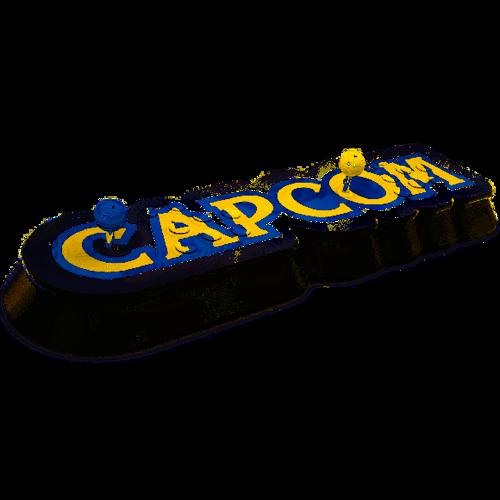 Image of Capcom Home Arcade, Spillemaskine (4020628745943)