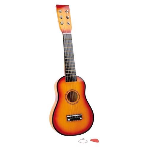 Image of   Guitar i træ