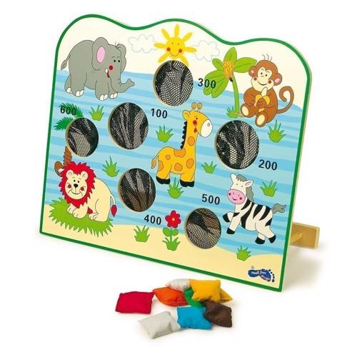 Image of Kastespil med dyr
