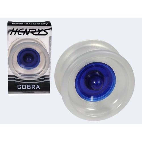 Image of   Henrys Yo-Yo Cobra is blå