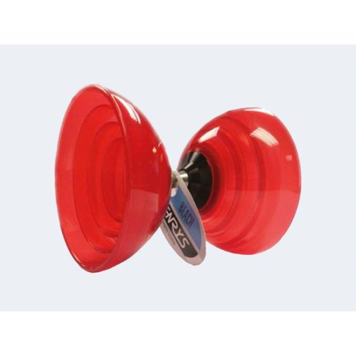 Image of   Diabolo uden pinde, rød