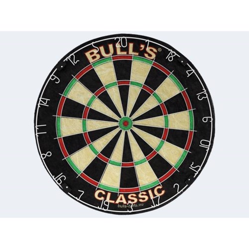 Image of   Bulls Classic Dartskive Bristle 45x4cm
