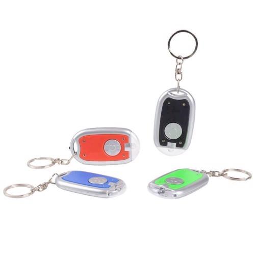 Image of   Nøglering, LED lommelygte