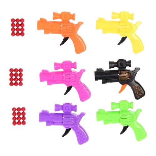 Image of Legetøjspistol med 12 skud (4029069764285)