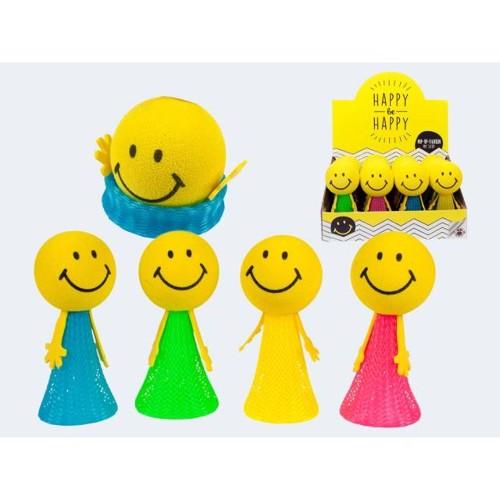 Image of   Be Happy Pop-UP figur