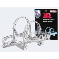 Tronico roller coaster 1: 700 3-D model 14+