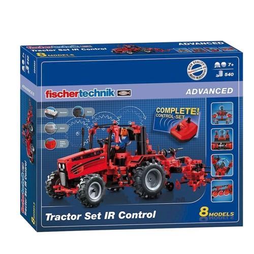 Image of Fischertechnik Advanced, Tractor Sæt IR Control, 540 dele (4048962196085)