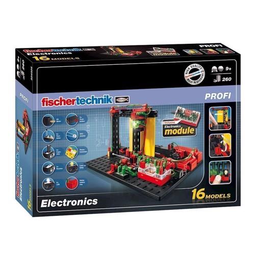 Image of Fischertechnik Profi, Electronics, 260 dele (4048962196092)