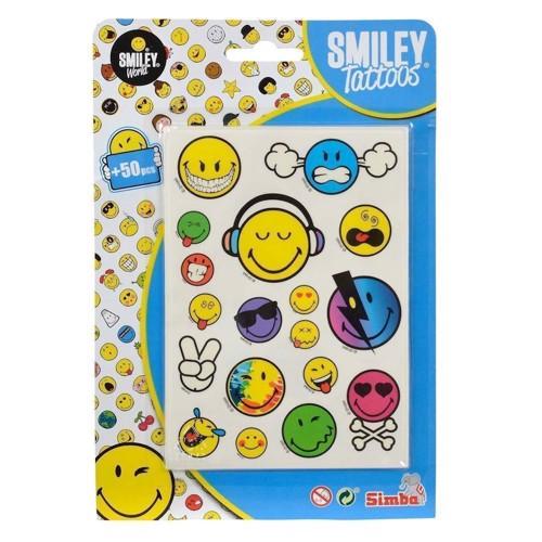 Image of   Smiley Tatoveringer
