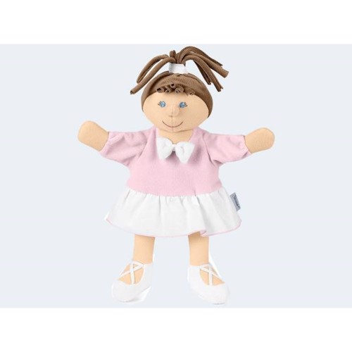 Image of   Dukketeater, Sterntaler hånddukke ballerina