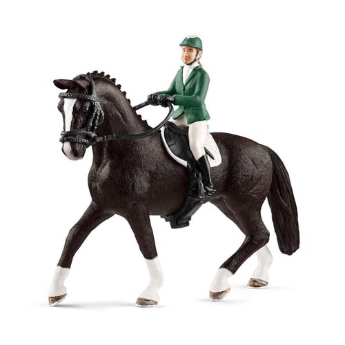 Image of   Schleich Springrytter med hest