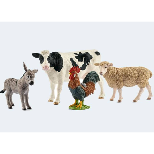 Image of Schleich Farm World startsæt (4055744012587)