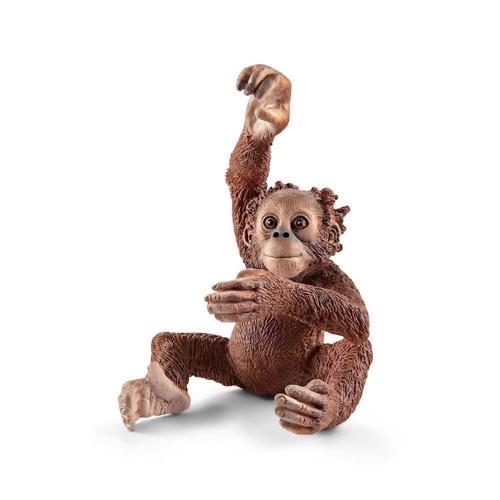 Image of   Schleich Orangutang unge
