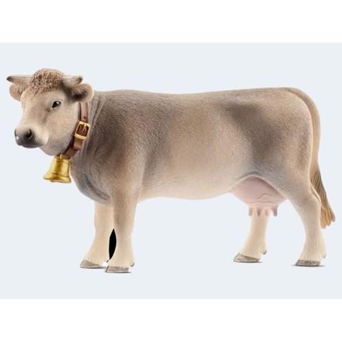 Image of   Schleich brunkvæg ko