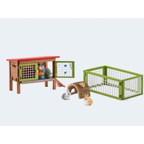 Image of Schleich Kaninstald (4055744020612)